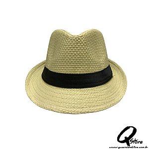 Chapéu Panamá Preto  - Unidade