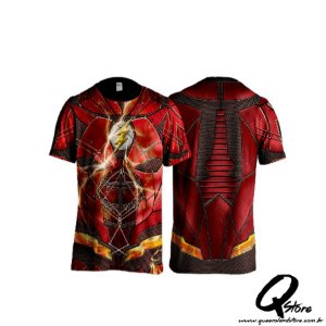 Camisa Personagem - Flash