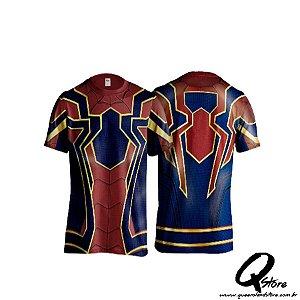 Camisa Personagem - Homem aranha