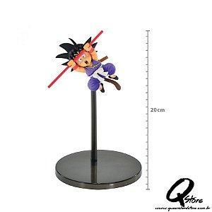 FIGURE DRAGON BALL SUPER - SON GOKU - FES REF:34615/34616