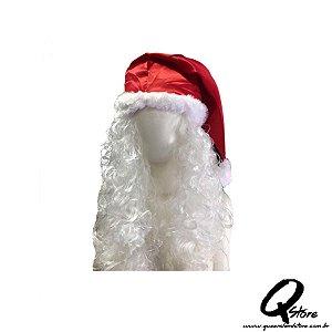 Peruca Simples Papai Noel