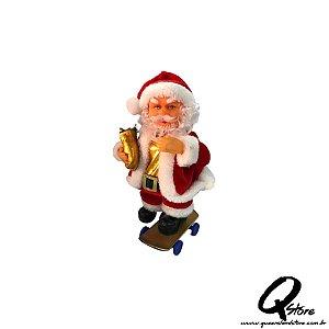 Papai Noel Skatista c/ Movimento