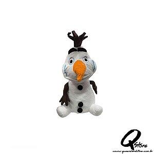 Boneco de Gelo  Pelúcia - 32 cm