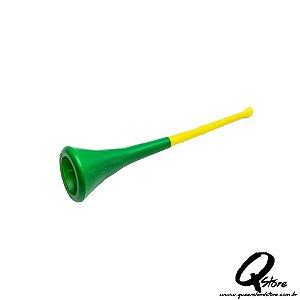 Vuvuzela Brasil Plástico Unidade