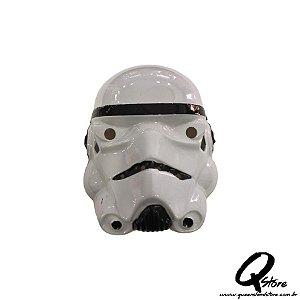 Máscara Soldado Star Wars -Plástico Simples