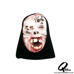 Máscara Caveiroso c/ Capuz  - Spook