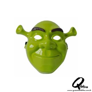 Máscara Shrek Plástico
