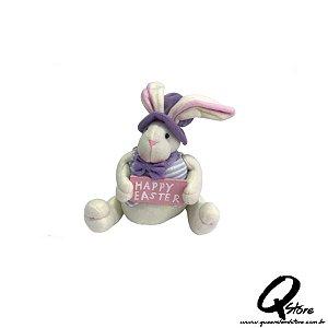 Peso de Porta Coelhinho - Happy Easter