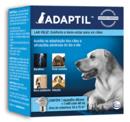 ADAPTIL DIFUSOR C/ REFIL 48ML