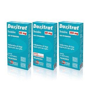 DOXITRAT 12 COMPRIMIDOS 80MG