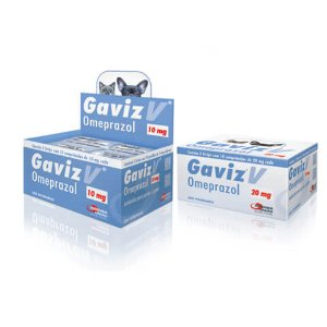 GAVIZ V 10 MG C/ 10 COMP.