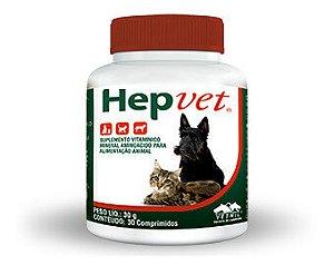 HEPVET 30 COMP.