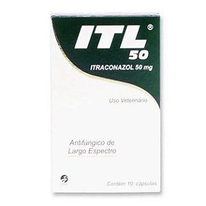 ITL 50MG - ITRACONAZOL