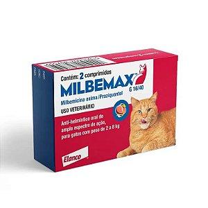MILBEMAX GATOS 2 A 8KG (CX/2)
