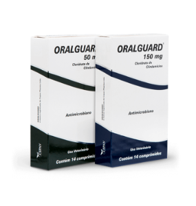 ORALGUARD 150MG 14COMP.