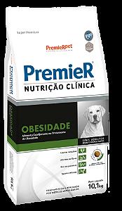 PREMIER NUTRI CLIN OBESIDADE MED/GR 10,1KG