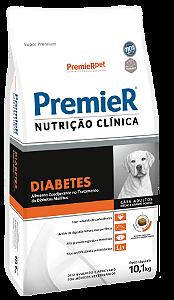 PREMIER NUTRI CLIN DIABETES MED/G 10,1KG