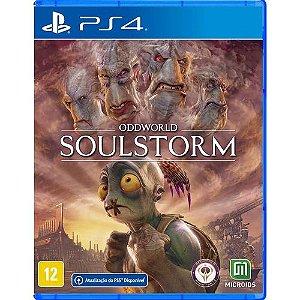 Oddworld Soulstorm - PS4 - LACRADO