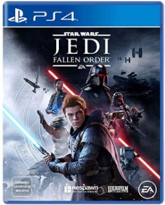 Star Wars Jedi Fallen Order Ps4 - LACRADO