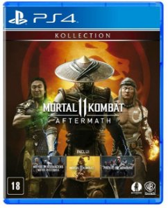 Mortal Kombat 11 Aftermath Ps4 - LACRADO
