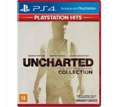 Uncharted The Nathan Drake Collection PS4 - LACRADO