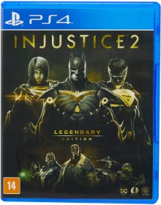 Injustice 2 Legendary Edition - Ps4 - LACRADO