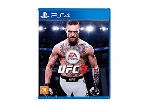 UFC 3 - Ps4 - LACRADO