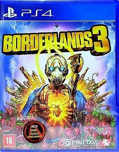 Borderlands 3 - Ps4 - LACRADO