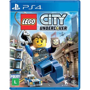 Lego City Undercover - Ps4 - LACRADO