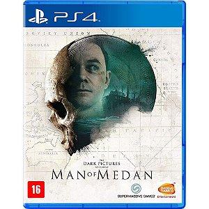 The Dark Pictures Man Of Medan - PS4 - USADO