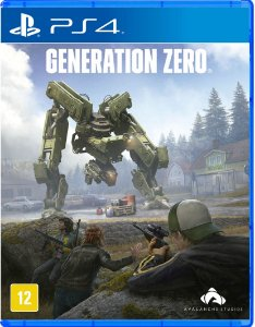 Generation Zero - Ps4 - USADO