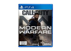 Call Of Duty Modern Warfare Ps4 - USADO