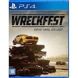 Wreckfest - Ps4 - LACRADO