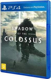 Shadow of The Colossus - PS4 - LACRADO