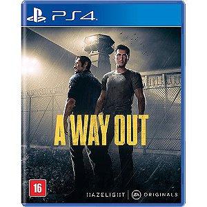 A Way Out - PS4 - LACRADO