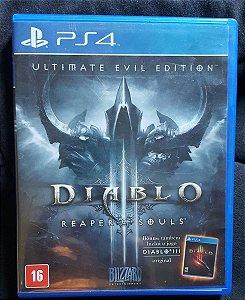 Diablo III - Ultimate Evil Edition - Ps4 - USADO