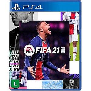 FIFA 21 - PS4 - LACRADO