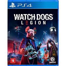 Watch Dogs Legion - PS4 - LACRADO