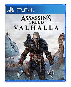 Assassins Creed Valhalla - PS4 - PRÉ-VENDA