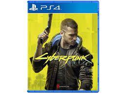 Cyberpunk 2077 - PS4 - LACRADO
