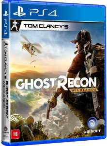 Ghost Recon Wildlands - PS4 - USADO