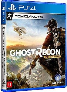 Ghost Recon Wildlands - PS4 - USADO