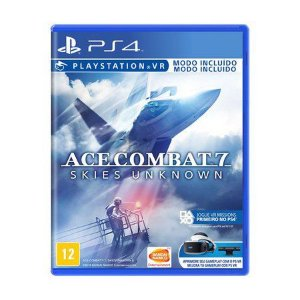 Ace Combat 7 Skies Unknown - PS4 - LACRADO