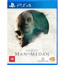 The Dark Pictures Man Of Medan - PS4 - LACRADO
