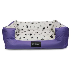 Cama Lilás (Full Purple) Estampa Patas