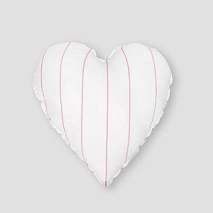 Almofada coração Listras RS