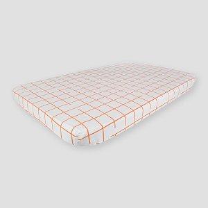 Lençol de elastico Grid Lar