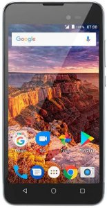 SMARTPHONE MS50L 3G QUAD CORE 8GB DUAL CHIP PRETO/GRAFITE