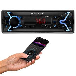 AUTO RADIO 100W RMS BLUETOOTH USB SD MP3 P3336