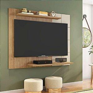 PAINEL CROSS PARA TV'S ATÉ 58 POLEGADAS (1,36M)./BURITI ./OFF-WHITE